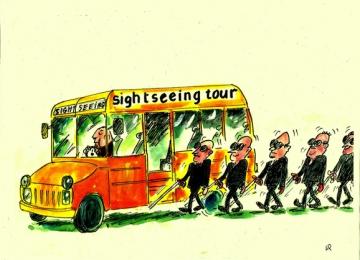 sight seing tour