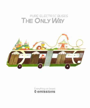 PURE ELECTRIC BUSES: The Only Way