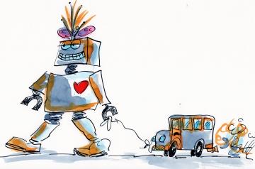 children-roboter