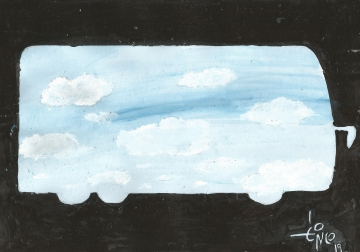 Magritte Bus 2